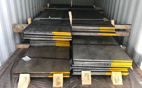steel delivery
