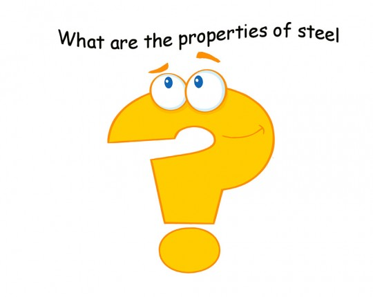 Properties of steel