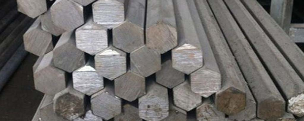 Hexagonal Steel