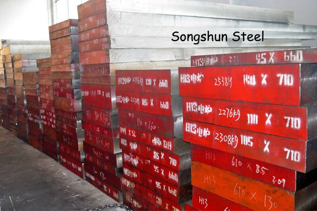what is alloy steel