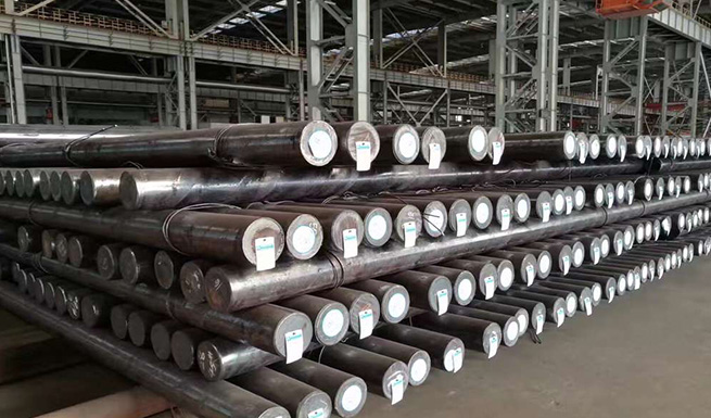 steel round bar warehouse