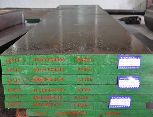 How to choose plastic mold steel