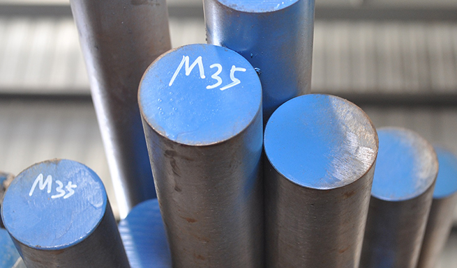 all size m35 steel round bar on sale
