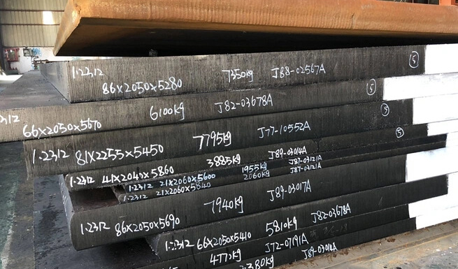 1.2312 Steel Round Bar Sheet Plate Material