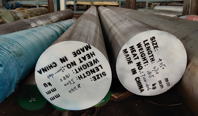 1.2316 Plastic Moud Steel Round Bar Sheet Material